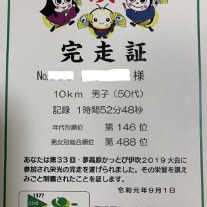 9/1(日)かっとび伊吹【速報】