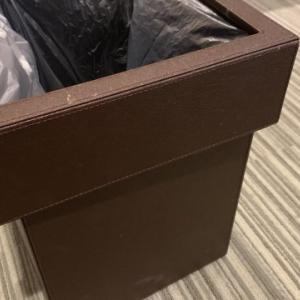 家族に合わせない(笑)主婦である私優先のゴミ箱事情