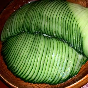 真似したくなるグリーンサラダ