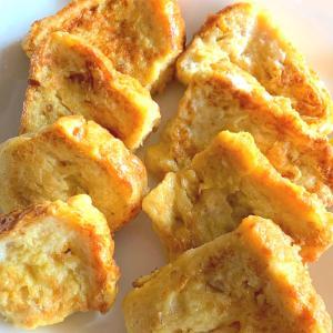 懐かしい「たまごパン」