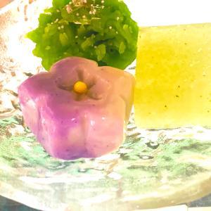 秋の京菓子