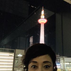 京都タワーが生える♡