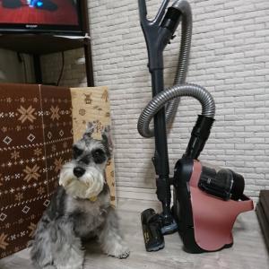 ノミダニ(駆除)予防&新しい掃除機