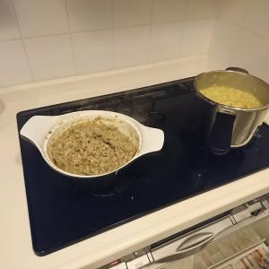 わんこご飯のストック作り