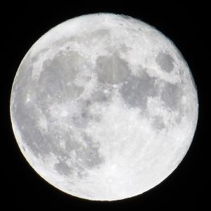 2021年9月の満月は中秋の名月