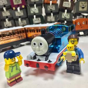 【おもちゃ×育児】親子で遊ぶ最高玩具「プラレール」の最強コラボ⑥「きかんしゃトーマスシリーズ」まとめ