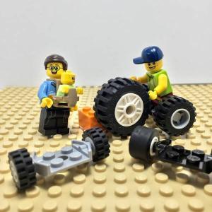 【おもちゃ×育児】「レゴクラシック」のオススメ⑤「アイデアパーツ(特殊)」2020