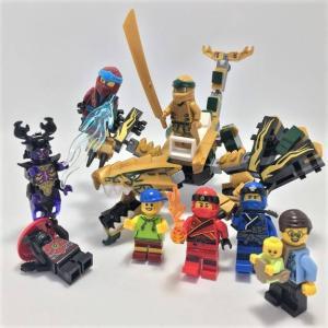 【おもちゃ×育児】レゴブロック(LEGO)日本の誇り⑧「ニンジャゴー」2020まとめ