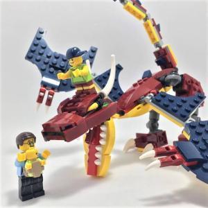 【おもちゃ×育児】レゴブロック(LEGO)の基本編③「レゴクリエイター2020まとめ