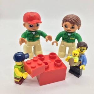 【おもちゃ×育児】レゴブロック(LEGO)の入門編①「レゴデュプロ」でとっかかり!2021まとめ