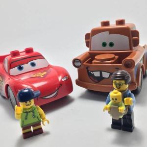 【おもちゃ×育児】「レゴデュプロ」のオススメ⑧「ムービーシリーズ(その2)」