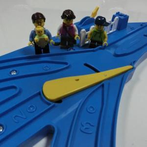 【おもちゃ×育児】プラレール部品⑤切り替え関連のレール