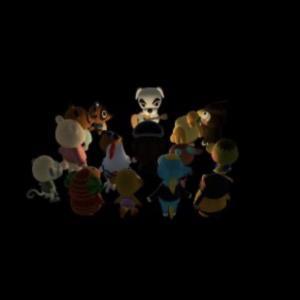 【あつまれどうぶつの森】 島の評判を★3にできました!! 初心者のあつ森日記 11日目