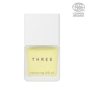 【THREE】バランシング SQオイルR 使用感と成分分析