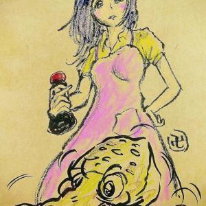 ごみ箱からひとつかみ展覧会【イカと怒りとセクシー編】
