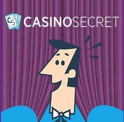 【カジノシークレット】負けてもキャッシュが受け取れるカジノ!