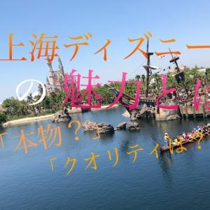 上海ディズニーランドに行ってみた!本物?偽物?全部素直に感想言います!
