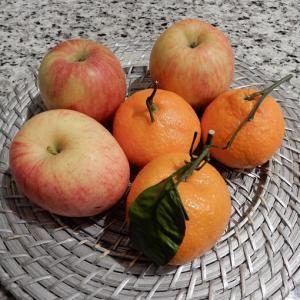 我が家にフルーツが!!