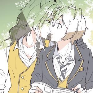 レオラギ 初めてのキス