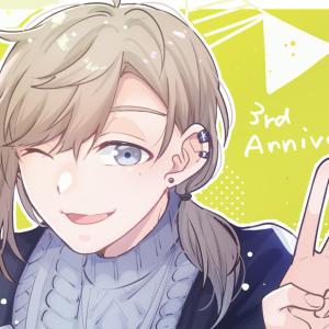 【FA】叶さん3周年おめでとうございます!