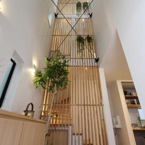 階段と吹抜のイメージ