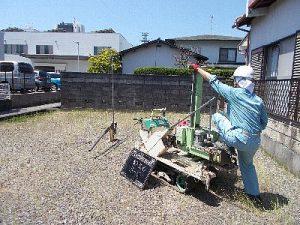【土地・地盤・地盤調査】