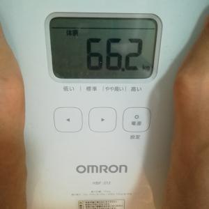 71キロ→66.2キロ リアルガチ成功中❗時短ダイエット