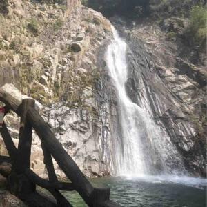 布引の滝で感じた自然に対する感謝