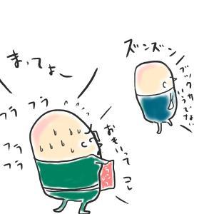 【うさぎ絵日記】 桃から生まれた長十朗さん 【まとめ】