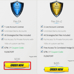 【簡単】Forex Flex EAのの購入手順を解説する