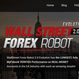 【WallStreet Forex Robot 2.0 Evolution】【WallStreet Recovery Pro】EAのダウンロードと設定