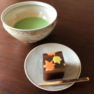 季節菓いろどり/新月♍︎ 乙女座のお茶会にて