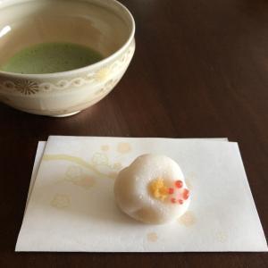 茶の湯・抹茶オンラインレッスンより。