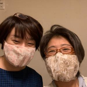 妊婦さん用のマスクを見つけました‼️