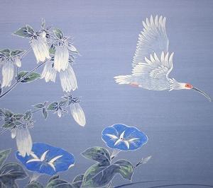 NHK BSプレミアム「大空に舞い朱鷺」明日アンコール放送のお知らせ!!です