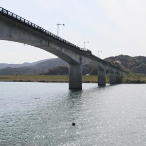 高知四万十川の沈下橋