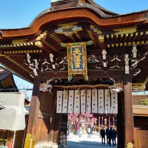 京都、空いてるよ・・・前半