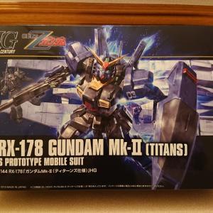 RX-178 ガンダムmark2 HGUC
