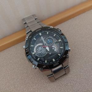 腕時計の二次電池交換