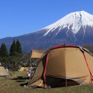 冬キャンプに行こう!