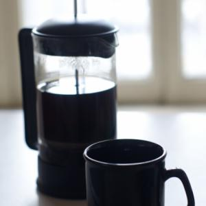 アウトドアに最適!コーヒープレスでコーヒーを淹れよう