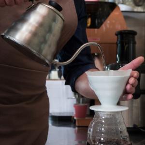 コーヒーが好きならばドリップポットにこだわろう