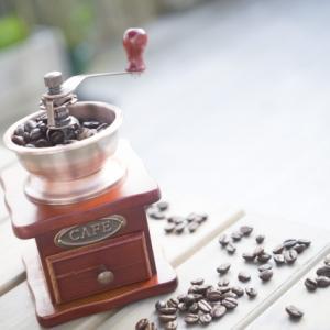 43段階でグラインドできるコーヒーグラインダーを見つけちゃいました。