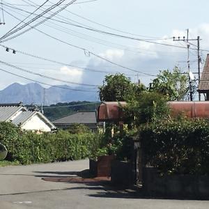 桜島の噴火続く