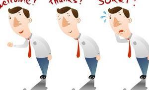 「すみません」より「ありがとう」でいいの?