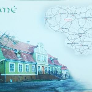 リトアニアからのカード