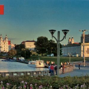 ポスクロ;ミンスクの素敵なイラストと反省