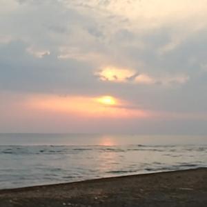 2020年北海道遠征14日目の海アメ