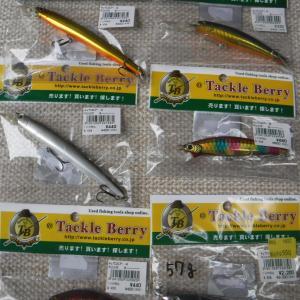 5月の釣具買い物