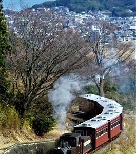 Japanese toy train  【 愛知こどもの国 】
